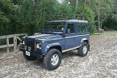 1988 land rover defender 90 restored newly rebuilt. Black Bedroom Furniture Sets. Home Design Ideas