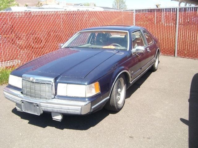 Cars For Sale Reno Nv >> 1988 Lincoln Mark VII LSC for Sale in Reno, Nevada Classified | AmericanListed.com