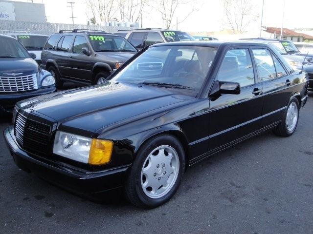 1988 mercedes benz 190 e 2 6 for sale in san leandro for Mercedes benz monterey ca