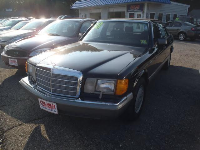1988 mercedes benz s class 300se for sale in mine hill for Mercedes benz 300se for sale