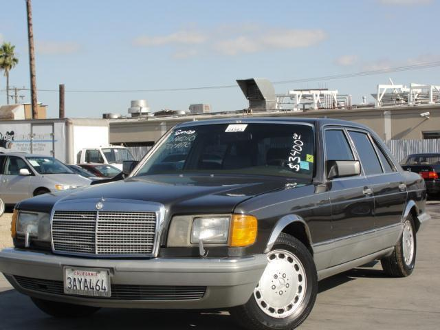 1988 mercedes benz s class 420sel for sale in gardena for 1988 mercedes benz 420sel for sale