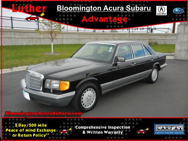 1988 mercedes benz s class 420sel for sale in bloomington for 1988 mercedes benz 420sel for sale