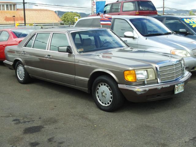 1988 mercedes benz s class 560sel for sale in pearl city