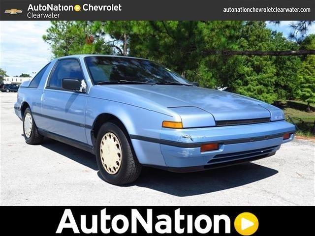 1988 nissan pulsar nx for sale in clearwater florida classified. Black Bedroom Furniture Sets. Home Design Ideas