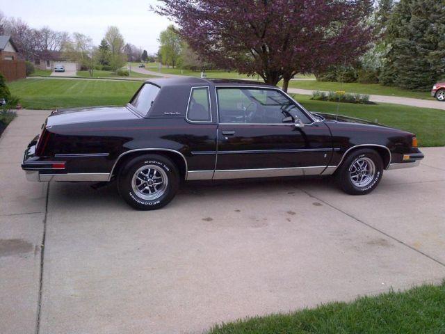 1988 Oldsmobile Cutlass Supreme 14K Orig Miles For Sale In Liberty Township Ohio