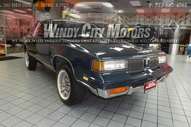Cutlass Supreme Classifieds