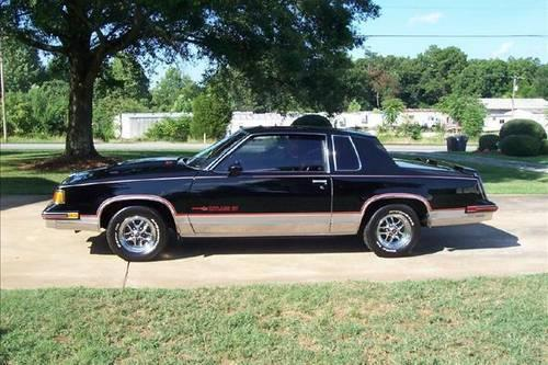 1988 OLDSMOBILE Cutlass Supreme For Sale In Statesville North Carolina
