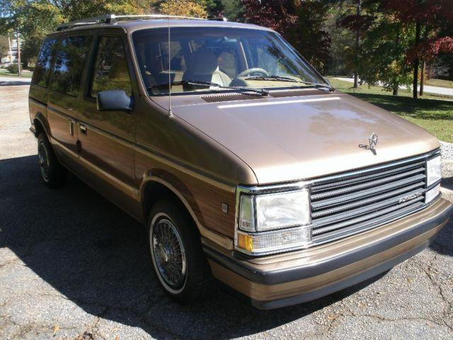 1988 plymouth voyager 1988 plymouth voyager car for sale in sumter sc 4282134034 used cars. Black Bedroom Furniture Sets. Home Design Ideas