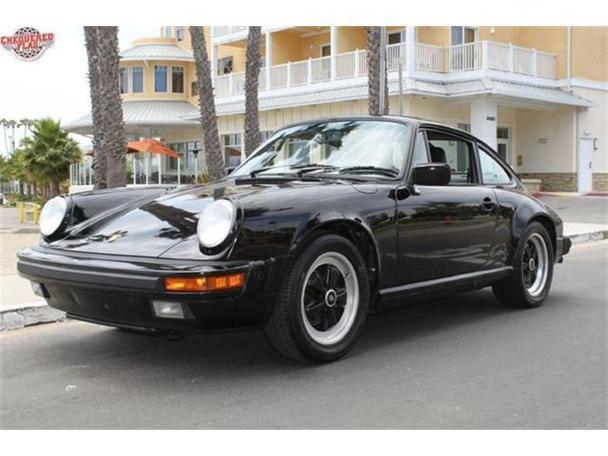 1988 porsche 911 1988 porsche 911 model car for sale in marina del rey ca 4347065251 used. Black Bedroom Furniture Sets. Home Design Ideas