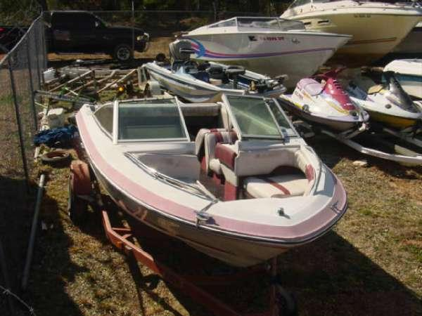 1988 sea ray 160 br bowrider outboard hull for sale in for Bowrider boats with outboard motors