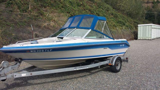 1988 Sea Ray 18' Fishing Boat For Sale In Auburn Washington Rhauburnwaamericanlisted: 1988 Sea Ray Seville Fuel Filter At Gmaili.net