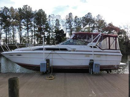 1988 Sea Ray 340 Sundancer Mint Condition