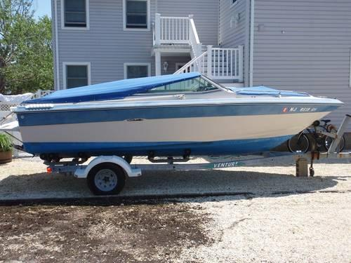 1988 Sea Ray Seville in New Jersey