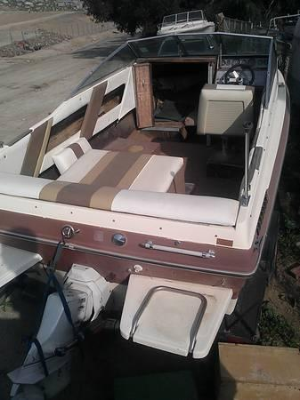 1988 searay seville 19' cuddy cabin - $2450