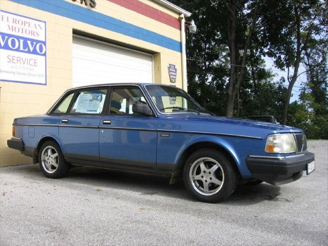 1988 volvo 240 dl for sale in reading pennsylvania classified. Black Bedroom Furniture Sets. Home Design Ideas