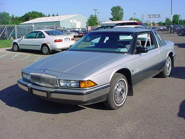 1988 Buick Regal Custom for Sale in Pontiac, Michigan Classified ...