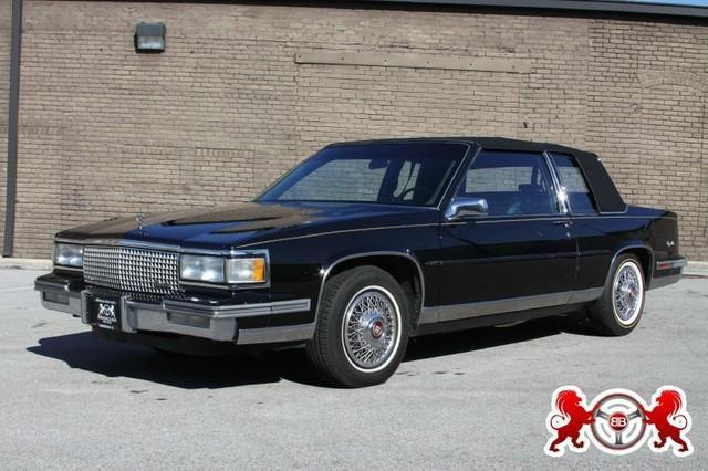 1988 cadillac deville for sale in birmingham alabama. Cars Review. Best American Auto & Cars Review