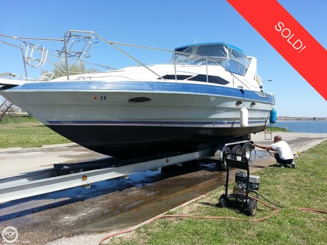 1989 Bayliner 3255 Avanti Sunbrdige For Sale In Rowlett