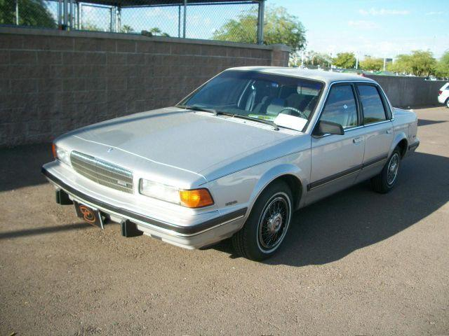 1989 buick century limited for sale in phoenix arizona. Black Bedroom Furniture Sets. Home Design Ideas