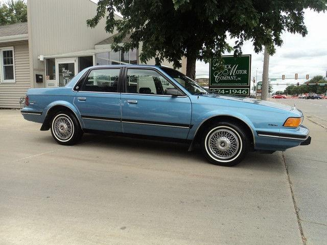 1989 buick century limited for sale in sioux falls south. Black Bedroom Furniture Sets. Home Design Ideas