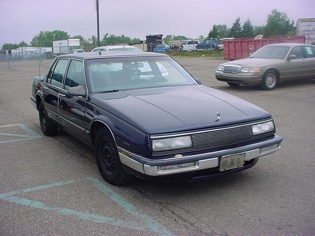 1989 Buick Lesabre Custom For Sale In Pontiac Michigan