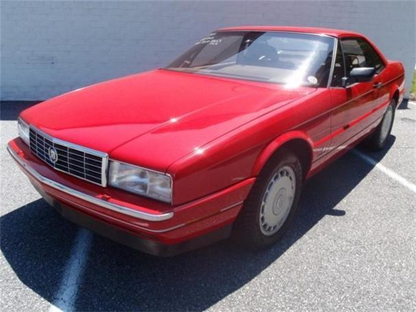 1989 cadillac allante for sale in hickory north carolina classified. Cars Review. Best American Auto & Cars Review