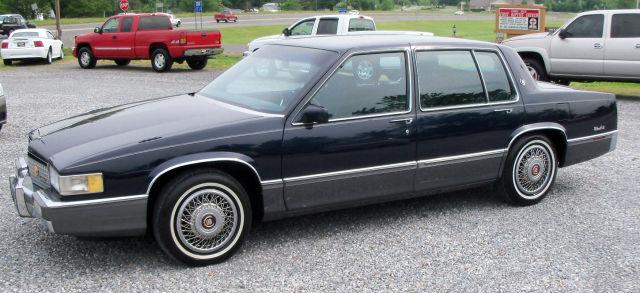 1989 cadillac deville sedan for sale in paducah kentucky classified. Black Bedroom Furniture Sets. Home Design Ideas