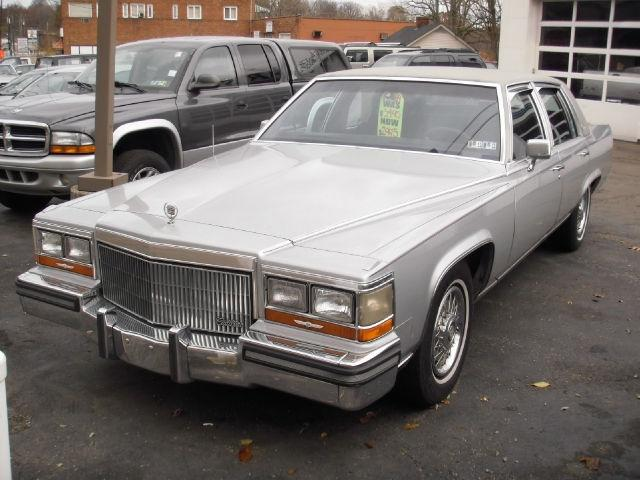 1989 cadillac fleetwood for sale in pittsburgh. Black Bedroom Furniture Sets. Home Design Ideas