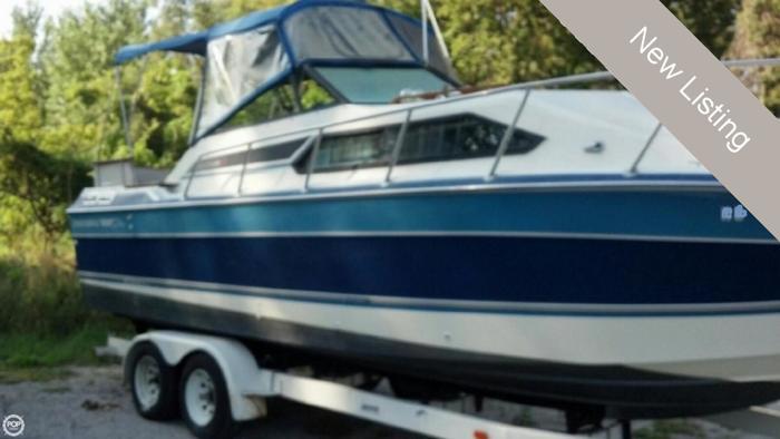 Car Rentals In Muskegon Mi 1989 Chaparral 26   1989 Chaparral Yacht in Muskegon MI   4255028005 ...