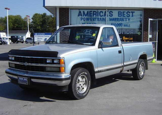 1989 chevrolet 1500 for sale in findlay ohio classified. Black Bedroom Furniture Sets. Home Design Ideas