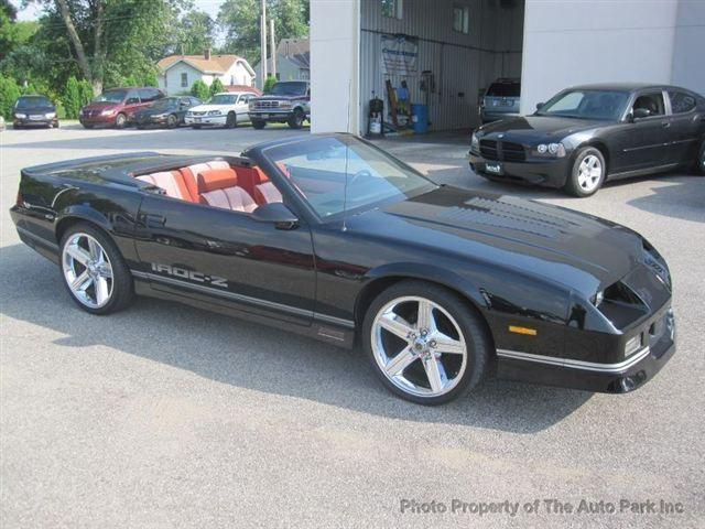 1989 chevrolet camaro for sale in south bend indiana classified. Black Bedroom Furniture Sets. Home Design Ideas