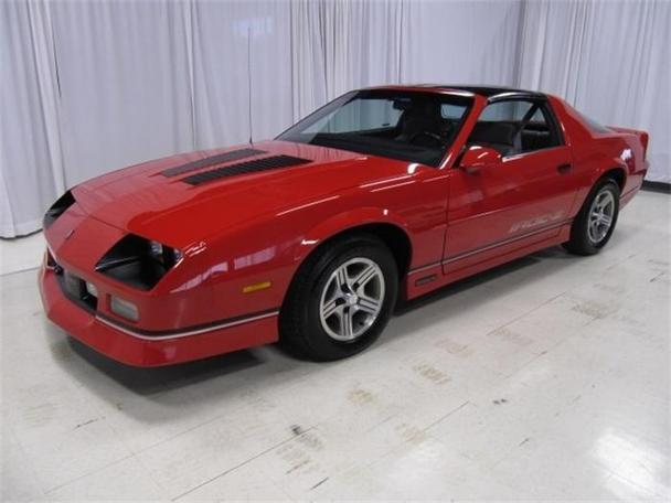 1989 chevrolet camaro iroc z for sale in flushing. Black Bedroom Furniture Sets. Home Design Ideas