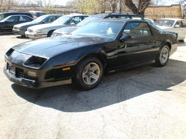 1989 chevrolet camaro rs for sale in chicago illinois. Black Bedroom Furniture Sets. Home Design Ideas