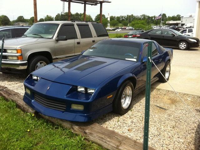 1989 chevrolet camaro rs for sale in frankfort kentucky classified. Black Bedroom Furniture Sets. Home Design Ideas