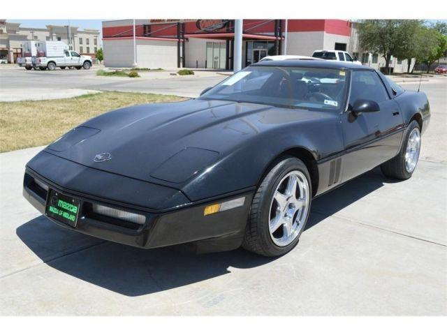 1989 chevrolet corvette 2dr coupe hatchback for sale in midland texas classified. Black Bedroom Furniture Sets. Home Design Ideas