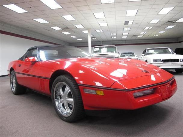 1989 chevrolet corvette for sale in troy michigan classified. Cars Review. Best American Auto & Cars Review