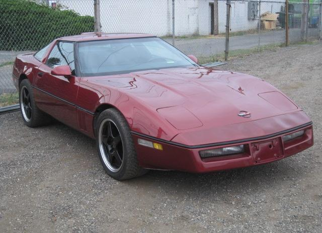 1989 chevrolet corvette for sale in bellingham washington classified. Cars Review. Best American Auto & Cars Review