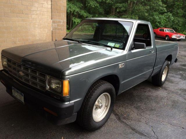 1989 chevy s10 classic pick up truck for sale in east setauket new york classified. Black Bedroom Furniture Sets. Home Design Ideas