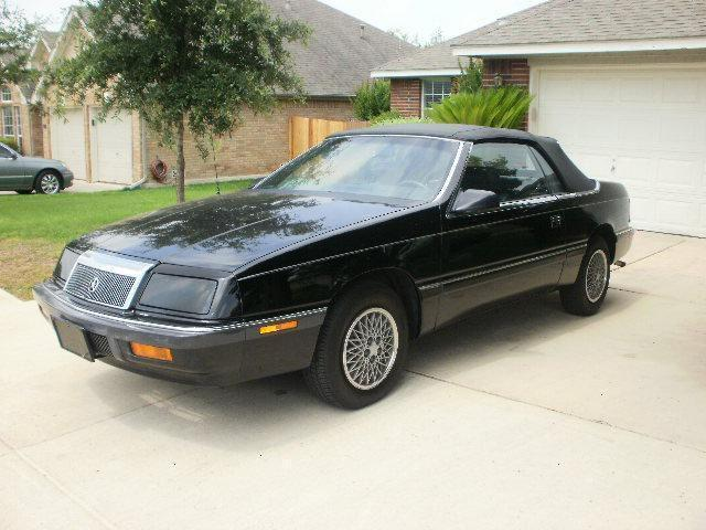 1989 chrysler lebaron highline for sale in san antonio for H r motors san antonio