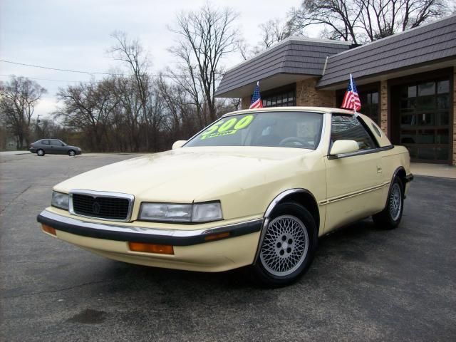 1989 chrysler tc by maserati for sale in roselle illinois classified. Cars Review. Best American Auto & Cars Review