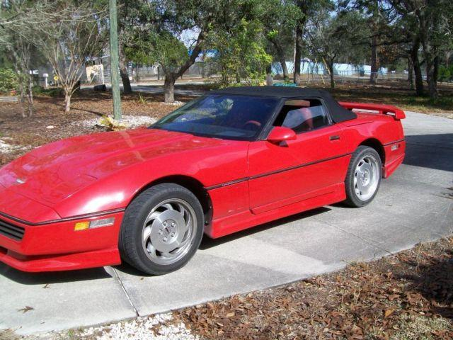 1989 corvette convertible for sale in bayonet point florida. Cars Review. Best American Auto & Cars Review