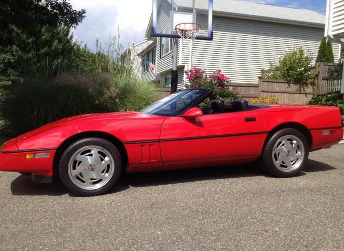 1989 corvette convertible for sale in stratford connecticut classified. Black Bedroom Furniture Sets. Home Design Ideas
