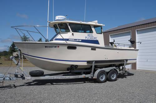 1989 farallon offshore 25 whaleback sold for sale in for Yamaha outboard mechanic near me