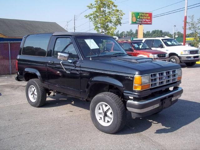 1989 ford bronco ii for sale in louisville kentucky classified. Black Bedroom Furniture Sets. Home Design Ideas