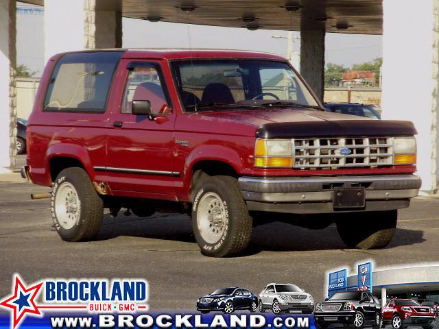 1989 ford bronco ii for sale in cahokia illinois classified. Black Bedroom Furniture Sets. Home Design Ideas