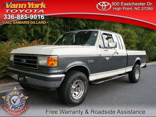 1989 ford f 150 extended cab pickup 4x4 supercab 4x4 styl for sale in high point north carolina. Black Bedroom Furniture Sets. Home Design Ideas