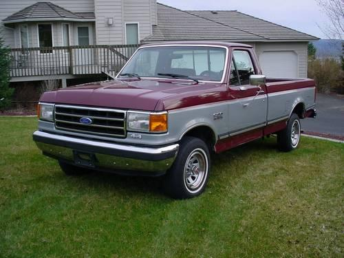 1989 ford f 150 xlt lariat 4x4 5 8l v 8 automatic new for F150 motor for sale