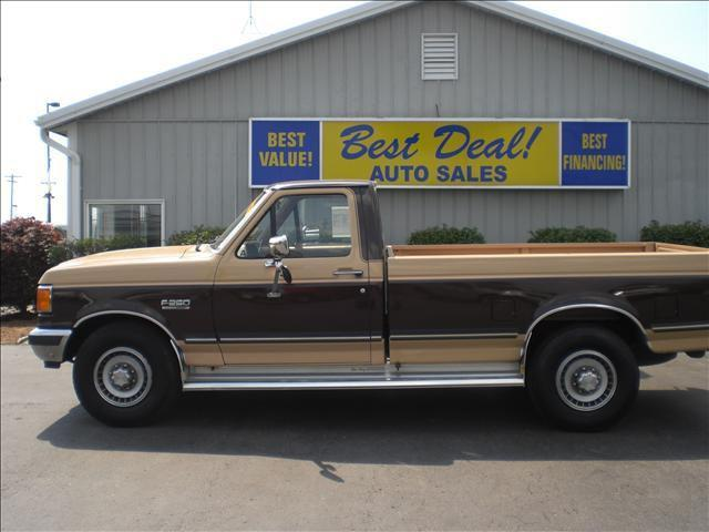 1989 Ford F250 XLT Lariat for Sale in Warsaw, Indiana ...