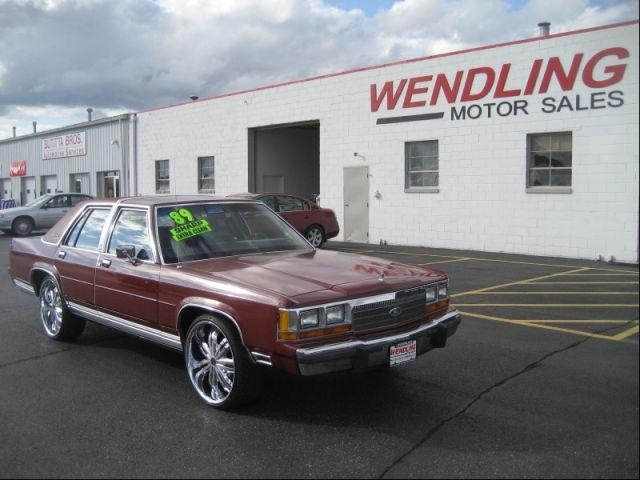 1989 Ford LTD Crown Victoria For Sale In Rochelle