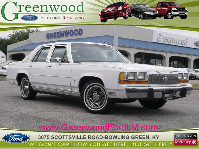 1989 ford ltd crown victoria lx for sale in bowling green kentucky classified. Black Bedroom Furniture Sets. Home Design Ideas